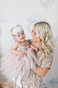 First Swan Lake Birthday Party