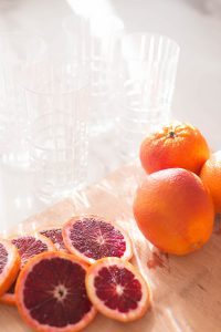 Blood orange smoothie recipe