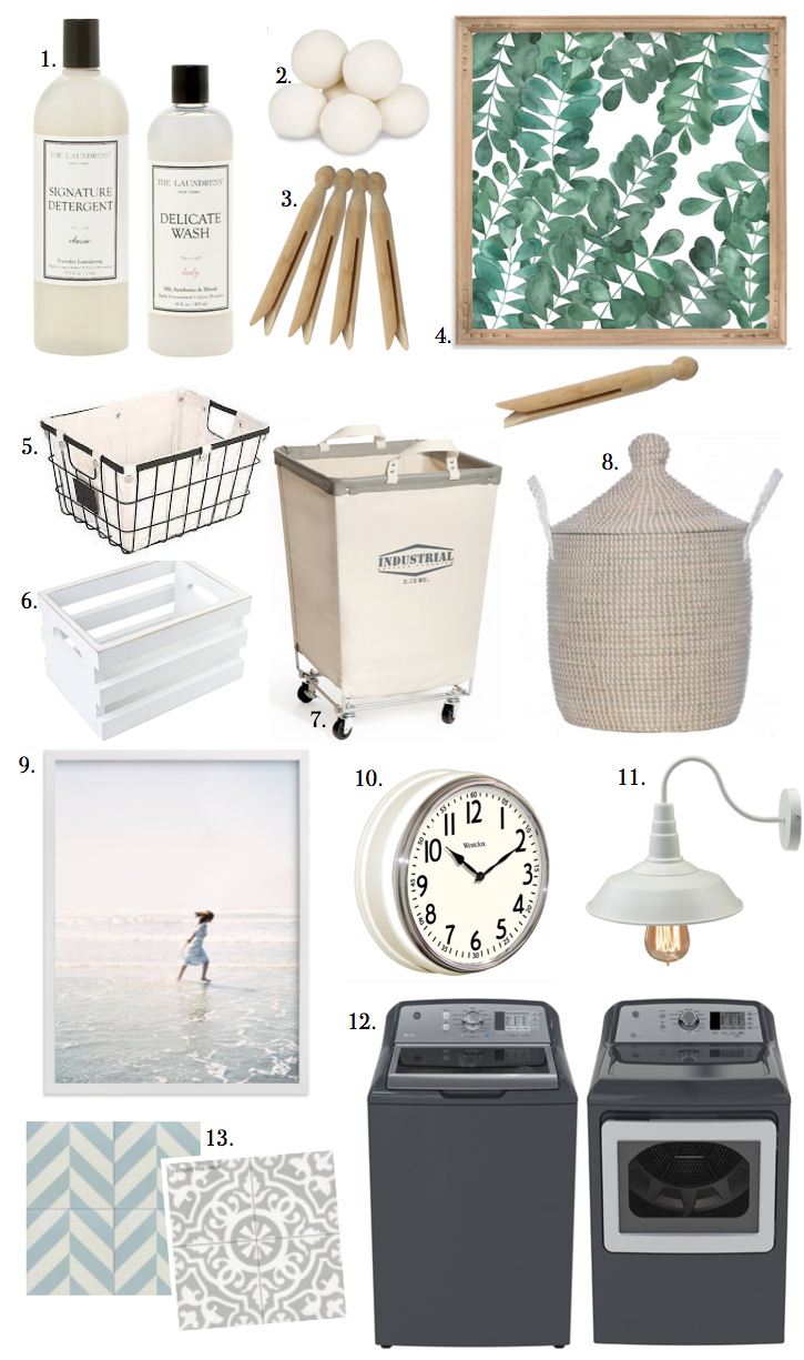 Must have items for your laundry room