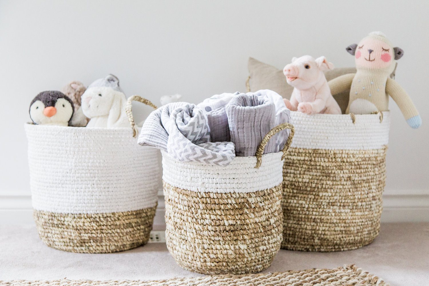 Nursery Baskets