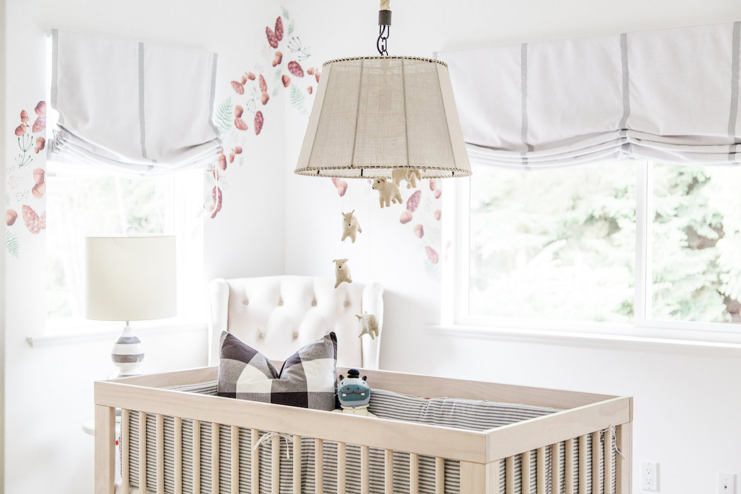 Baby Boy Neutral Nursery