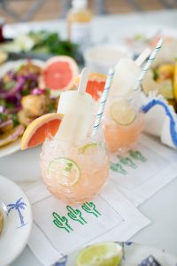 grapefruit lime refreshers