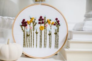 needle point