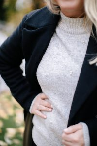 Fall Sequin Marks & Spencer Sweater