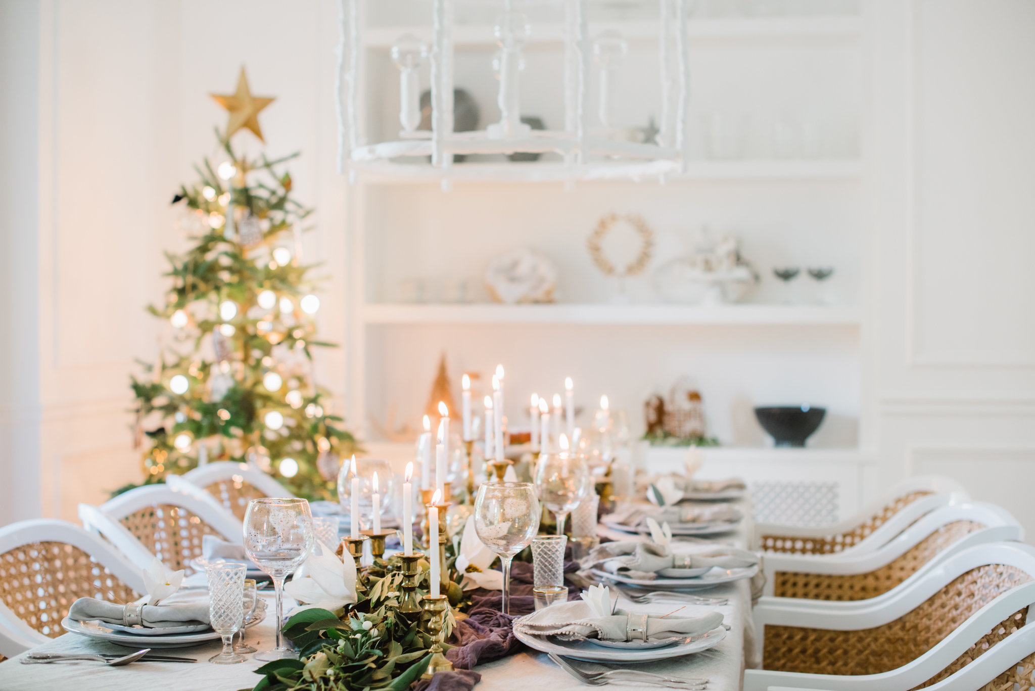 Our Christmas Style at Home spread!
