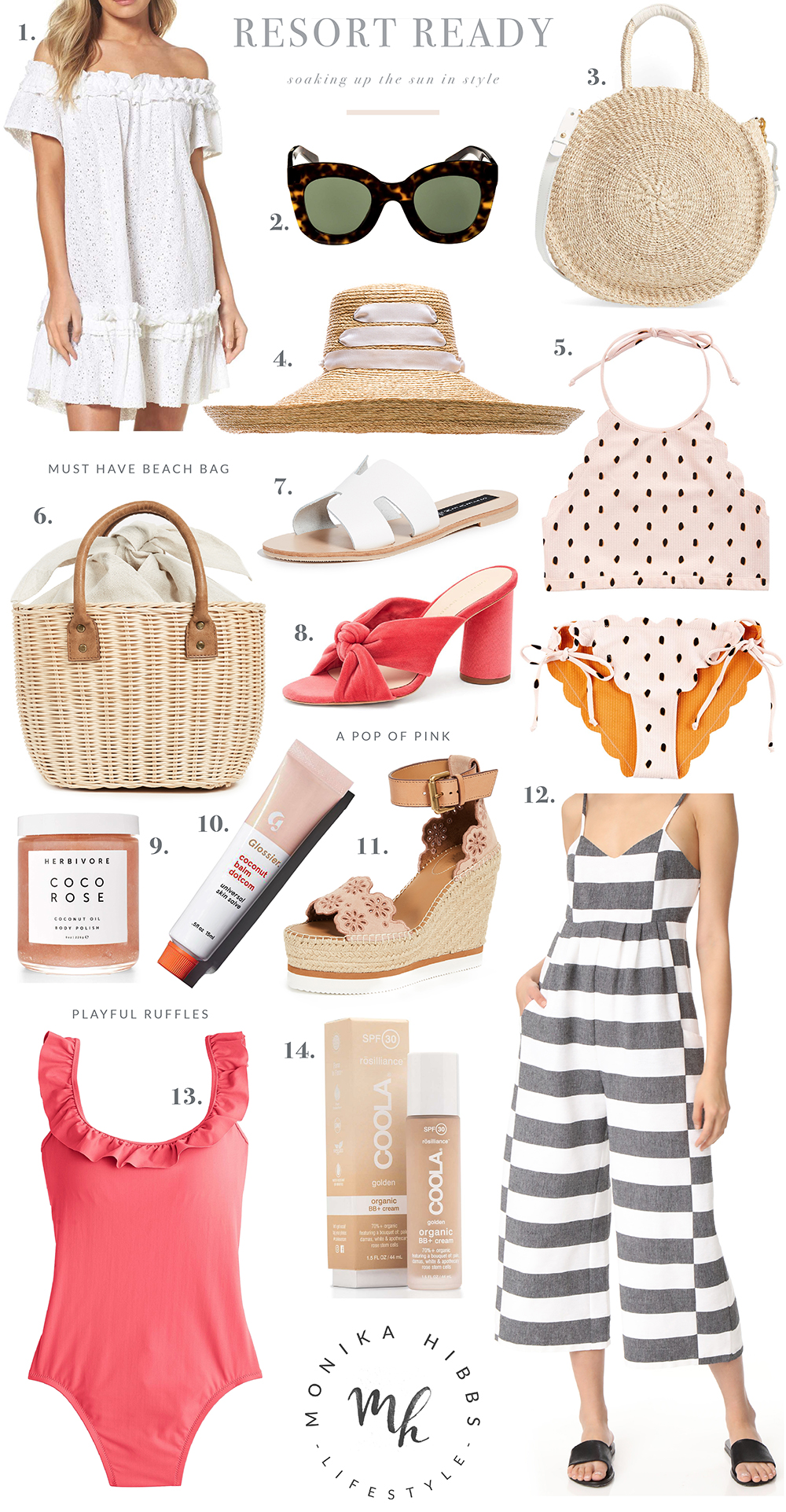 What to Wear: Warm-Weather Edition