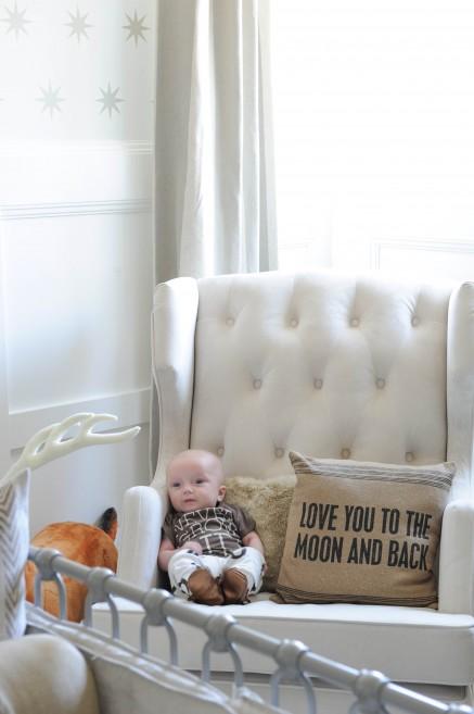 Rocking Chair Ella Elliot