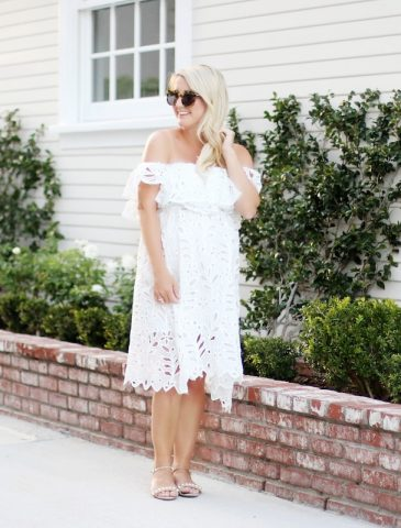 ChicWish Lace Dress Monika Hibbs