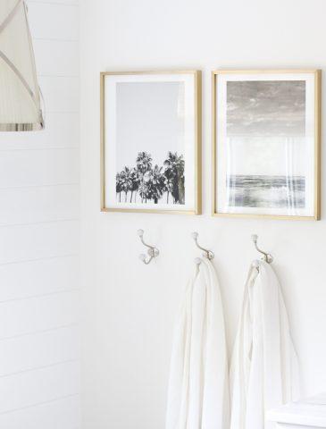 Marble Bathroom Monika Hibbs