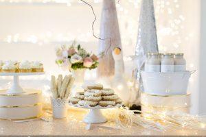 Dessert table Swan Lake Monika Hibbs
