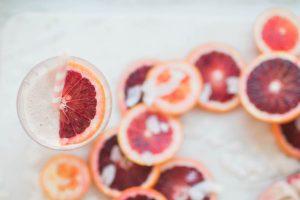 Blood Orange Smoothie recipe