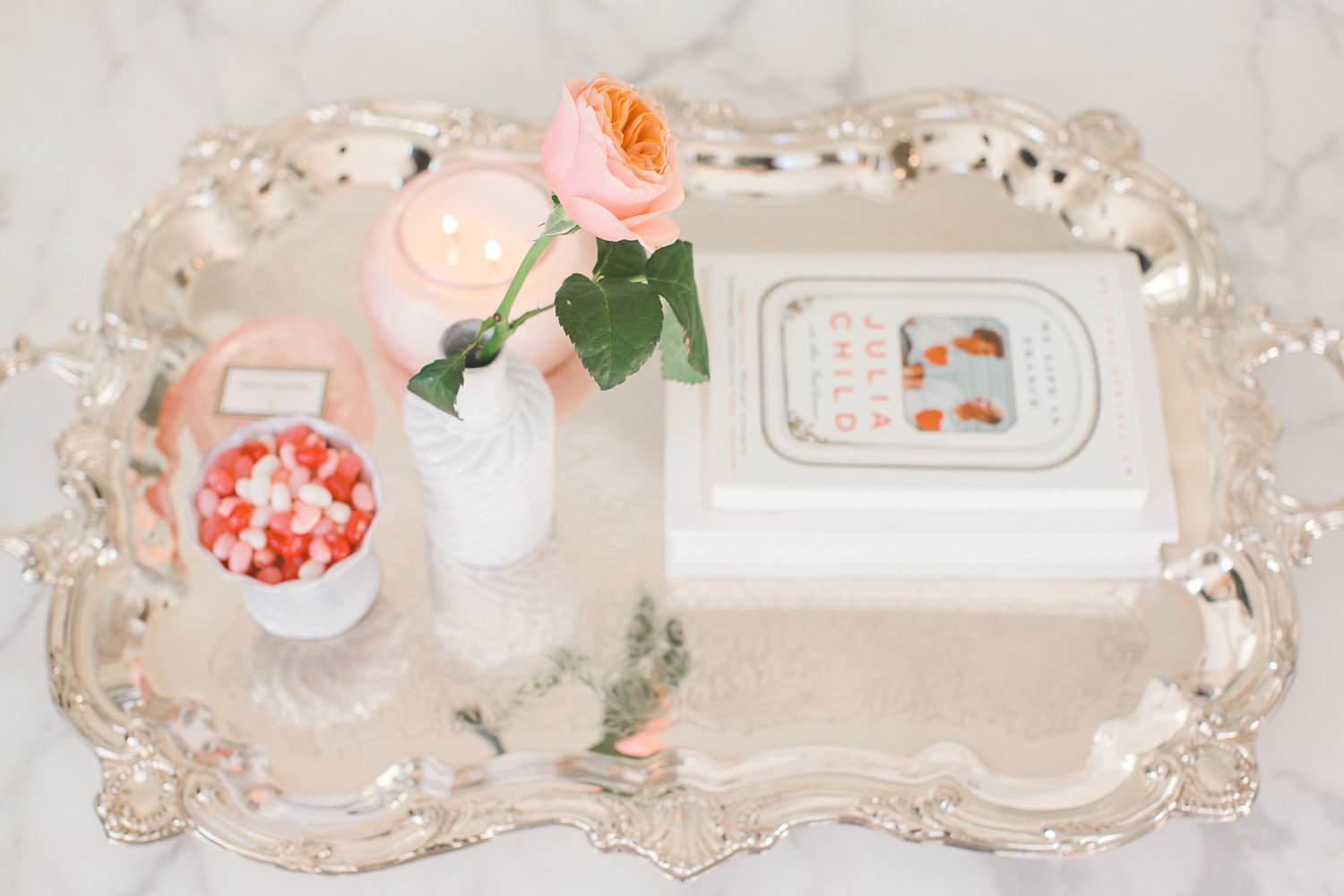 coffe table styling