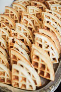 Gluten free vegan free waffles