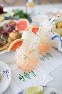 grapefruit lime refreshers