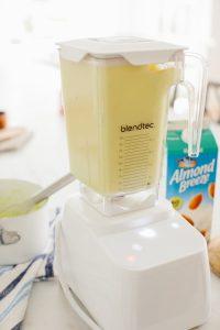 White Blendtec Blender