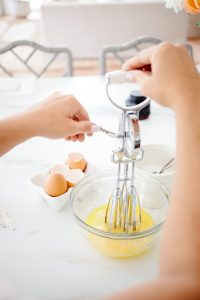 whipping eggs recipe monika hibbs