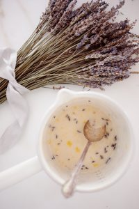 Lavender Lemon Dressing