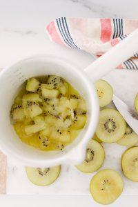 Kiwi Fruit in Cooking