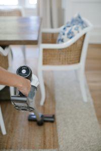 How to vacuum jute rugs