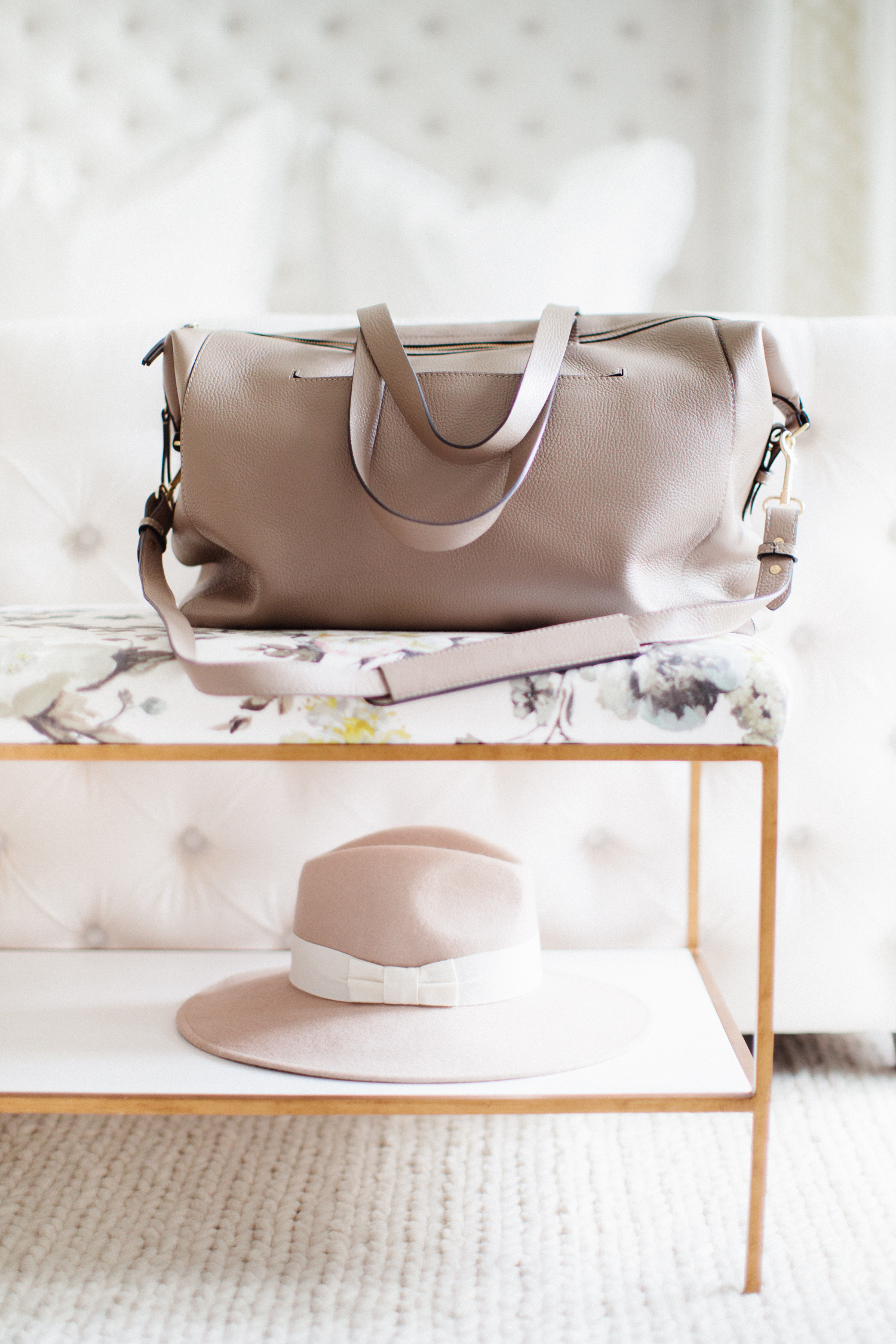Cuyana Weekend Bag