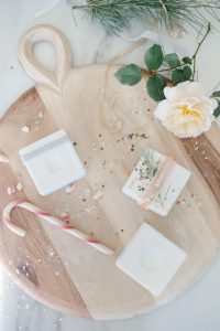 DIY Christmas Soap Monika Hibbs