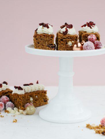 Cranberry Bliss Bar Recipe