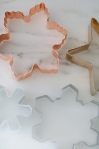 different shaped cookie cutters