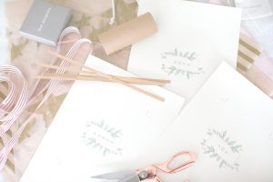 DIY Christmas Cracker printable