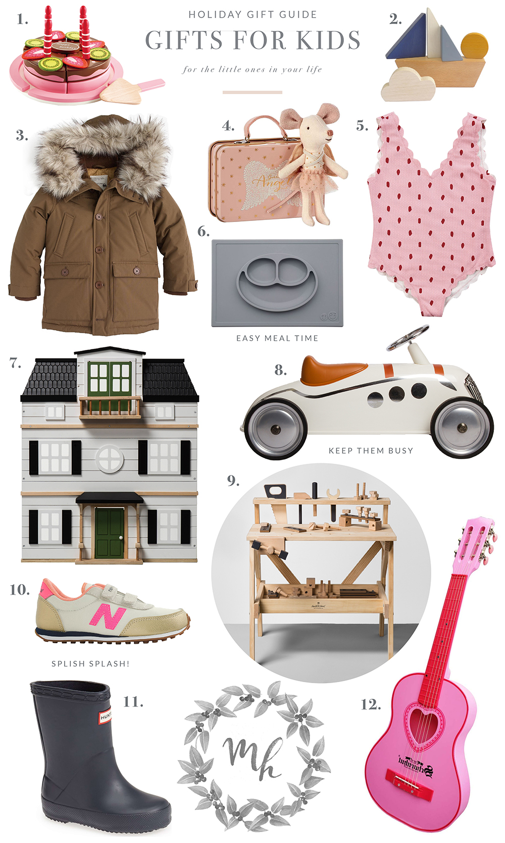 Gift Guide no. 7: For The Littles
