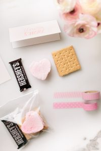 printable valentines smores tags