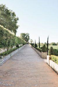 italy walk way