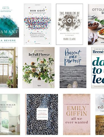 Gift Guide Books Holidays cookbooks interiors faith craft a good read