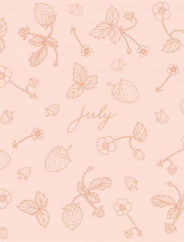 July Desktop No Calendar