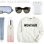 Summer Travel Necessities luggage